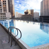 The Sustainability of Stainless Steel for Elevated Pools, Spas, and Water Feature Construction