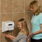 Hands Get Wet: Restroom Design with the End in Mind