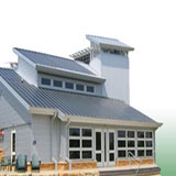 Providing Alternative Energy with BIPV Standing Seam Roofing